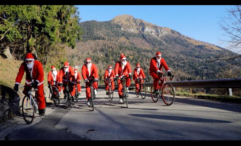 Percorso Babbo Natale.La Gf Sportful Dolomiti Race Cambia Percorso Lo Annuncia Babbo