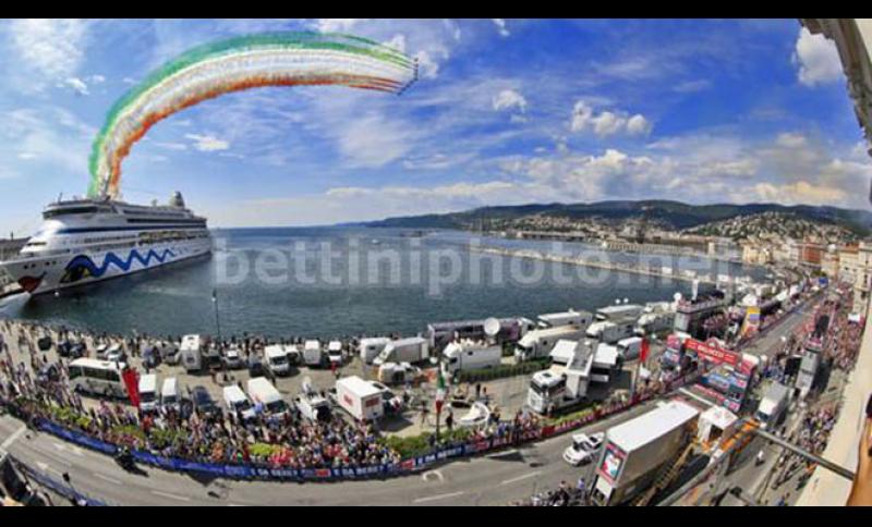 Frecce Tricolori Calendario 2020.Il Giro A Casa Delle Frecce Tricolori Una Partenza Di Tappa
