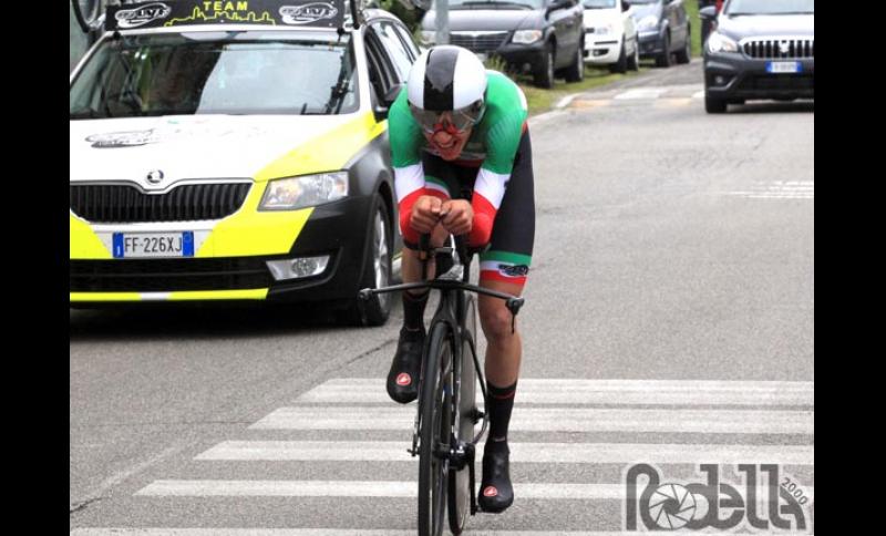 Andrea Piccolo tricolore